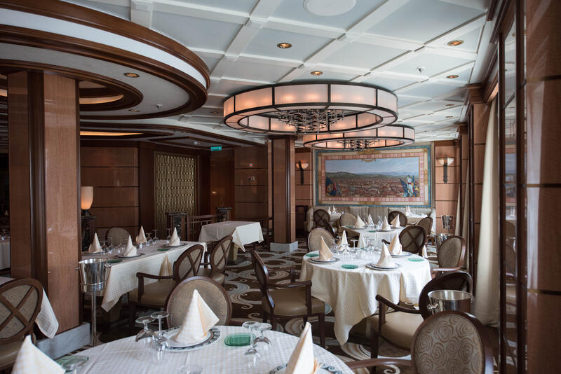 Sabatini's on Regal Princess