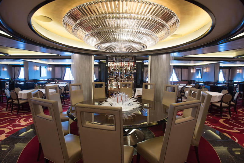 Allegro Dining Room on Regal Princess