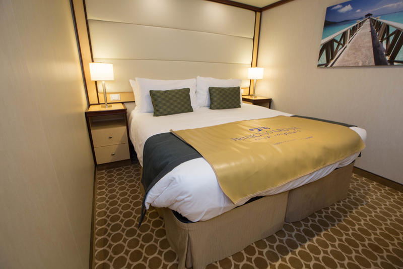 Interior Cabin on Regal Princess