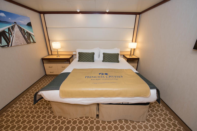 Wheelchair Accessible Interior Cabin on Regal Princess