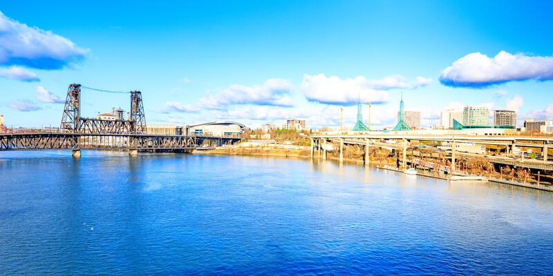 Portland, Oregon (Photo: ARTRAN/Shutterstock)