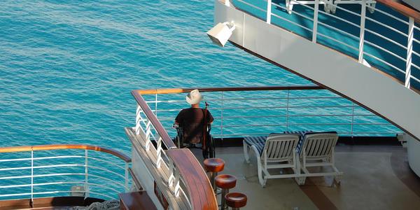 Accessible Cruise Ships (Photo: Ivan Cholakov/Shutterstock)