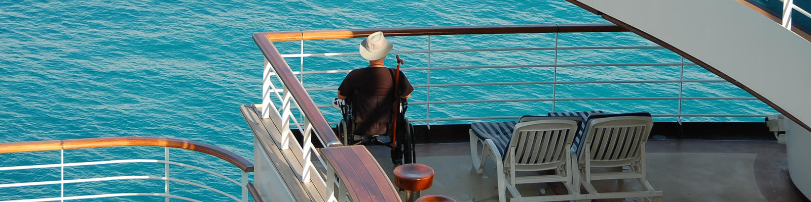 Accessible Cruise Ships (Photo: Ivan Cholakov/Shutterstock)