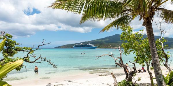 Mystery Island in Vanuatu (Photo: Cruise Critic)