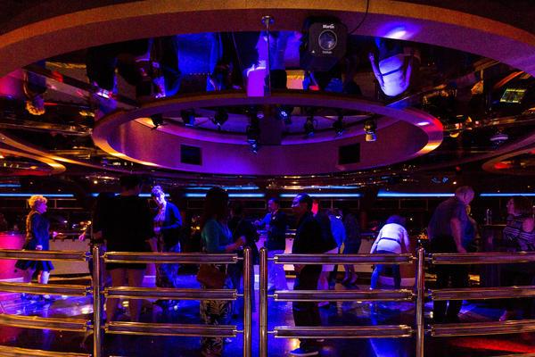 Skywalkers Nightclub on Star Princess (Photo: Cruise Critic)