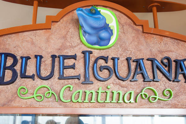 BlueIguana Cantina on Carnival Breeze (Photo: Cruise Critic)