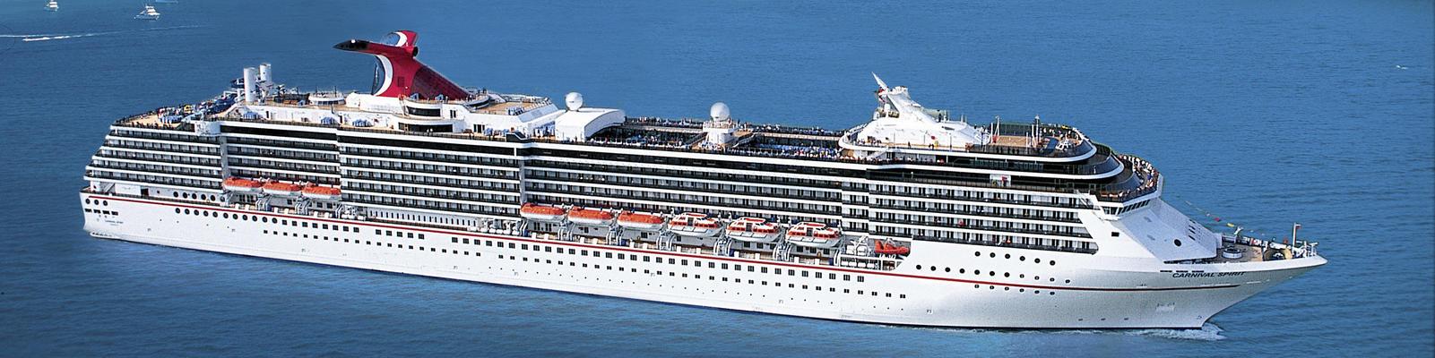 Carnival Spirit (Photo: Carnival Cruise Line)