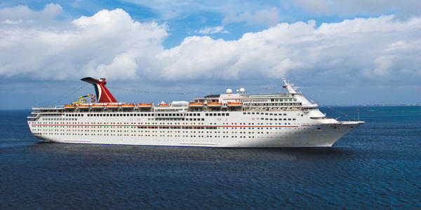 Carnival Inspiration (Photo: Carnival Cruise Line)
