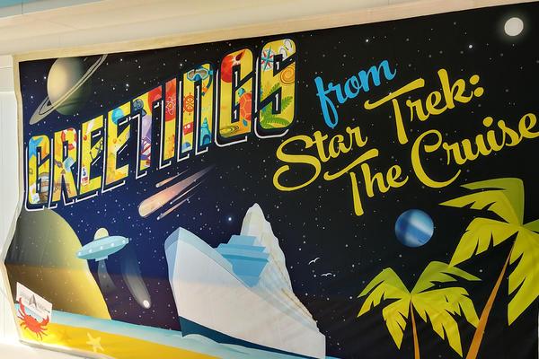 Star Trek: The Cruise (Photo: Dori Saltzman/Cruise Critic)