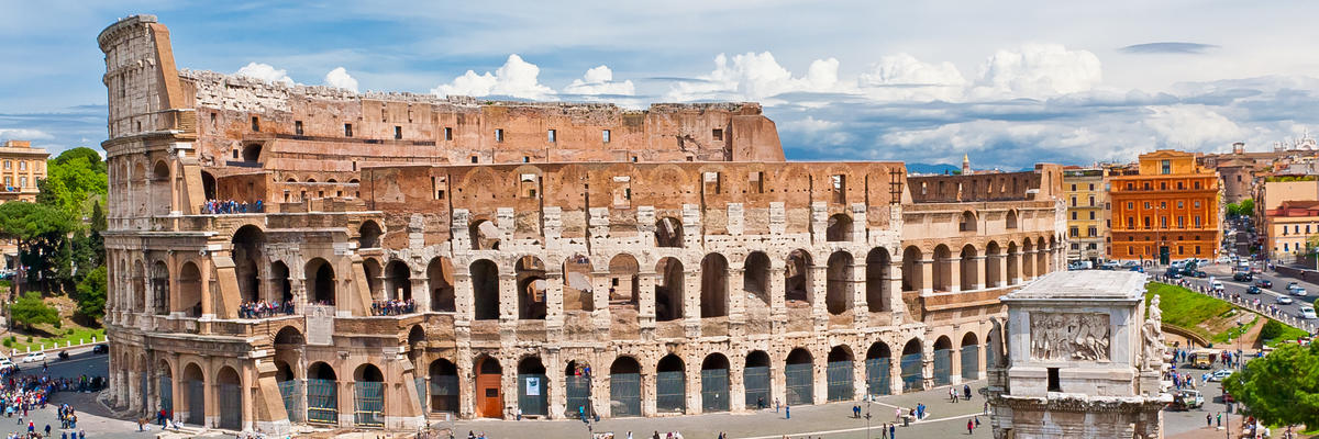 The Colosseum, Rome, Italy (Photo: Irina Mos/Shutterstock)