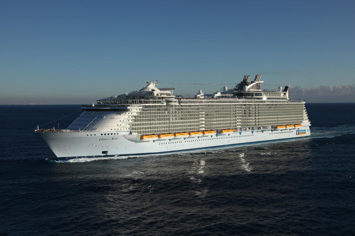 What Are The Oasis Class Ships Cruise Critic