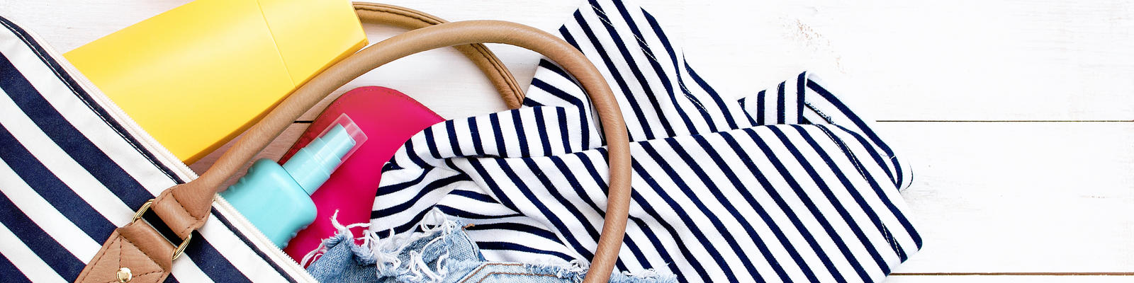 Best Nautical Accessories to Wear on Your Cruise (Photo: Arkhipenko Olga/Shutterstock.com)