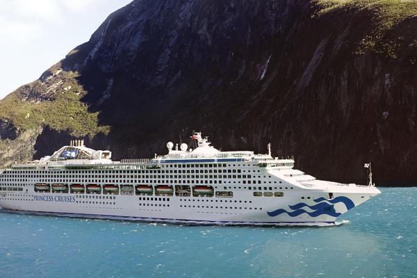 Sea Princess (Photo: Princess Cruises)