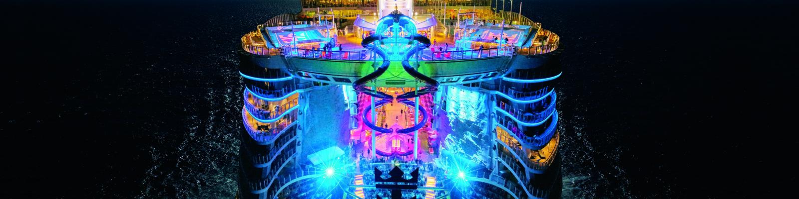 Symphony Of The Seas Videos Cruise Critic