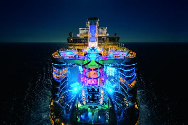 Symphony of the Seas (Photo: Royal Caribbean International)
