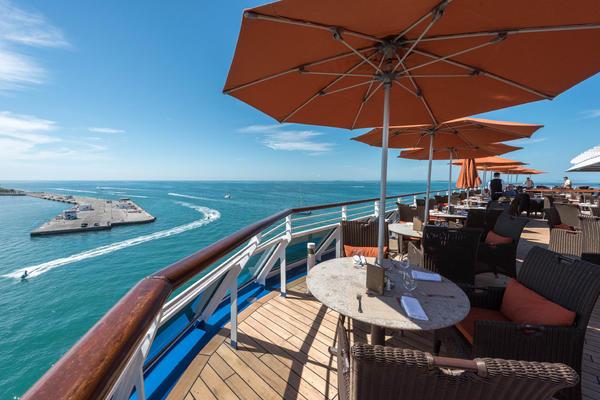 Terrace Grill on Marina (Photo: Cruise Critic)