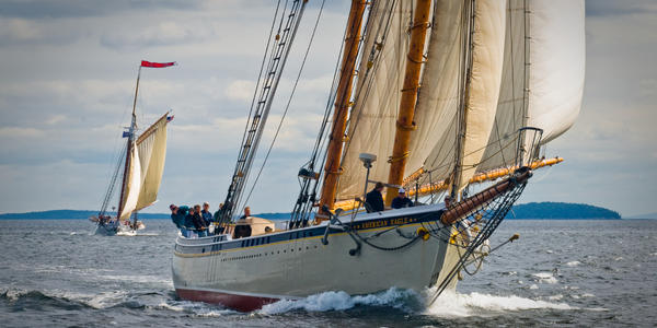 American Eagle (Photo: Maine Windjammer Association)
