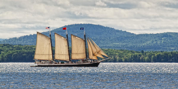 Victory Chimes (Photo: Maine Windjammer Association)