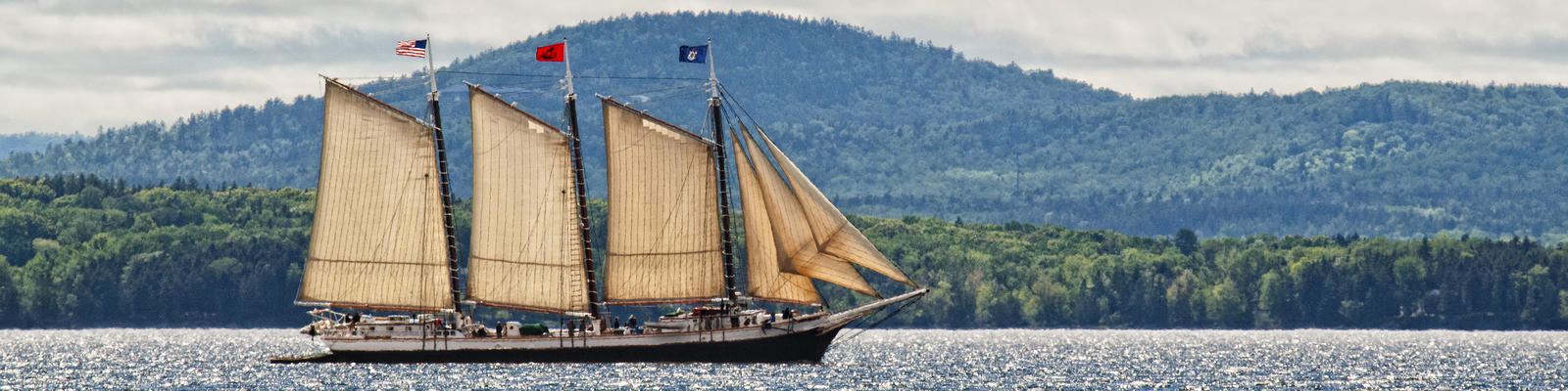 Victory Chimes Photo Maine Windjammer Ociation
