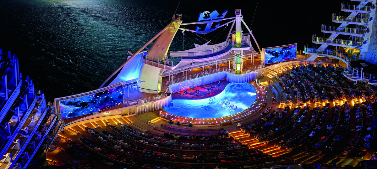 15 Free Things To Do On Royal Caribbean S Oasis Class