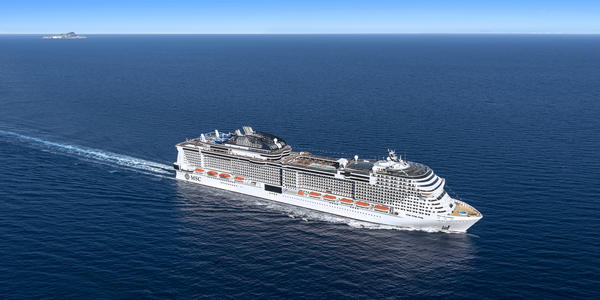 MSC Grandiosa Cruise - Ship Review - Photos & Departure ...