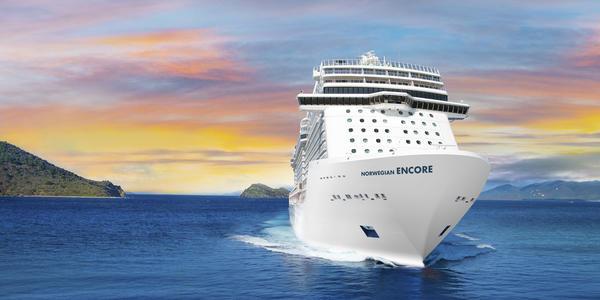 Norwegian Encore (Image: Norwegian Cruise Line)