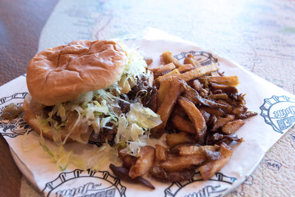 Guy's Burger Joint on Carnival Liberty (Photo: Cruise Critic)