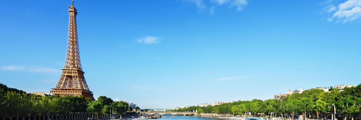 Seine River, Paris, France (Photo: Iakov Kalinin/Shutterstock)