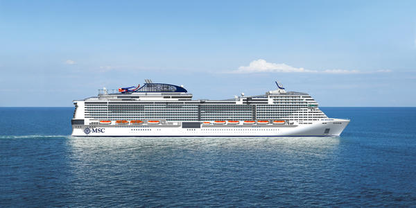 Bellissima (Photo: MSC Cruises)