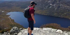 Hiking in Hobart (Photo: Viator)