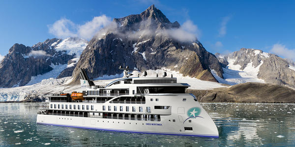 Greg Mortimer (Image: Aurora Expeditions)