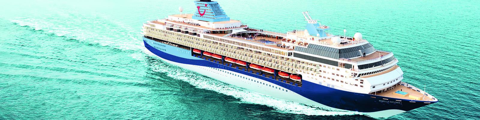 Marella Explorer 2 Photo Cruises