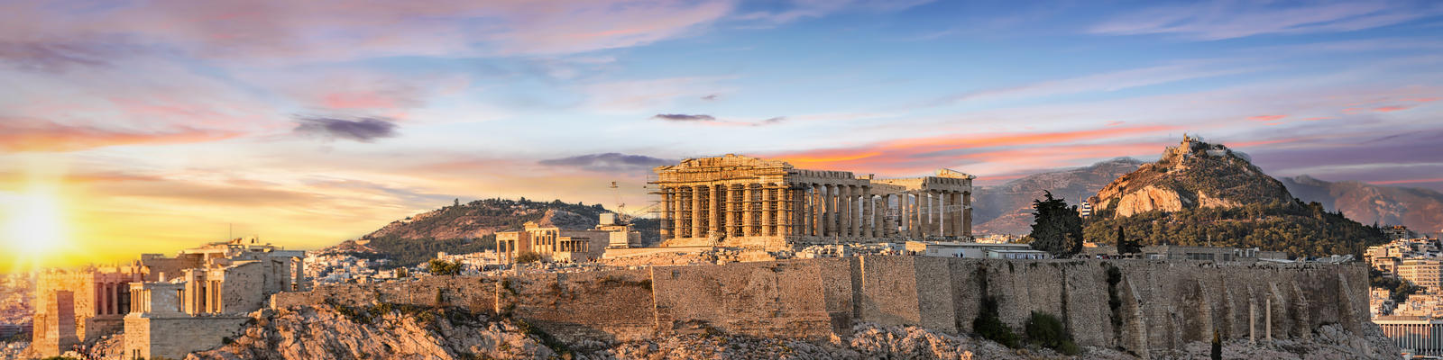 Two Days in Athens Pre- or Post-Cruise (Photo: Sven Hansche/Shutterstock.com)
