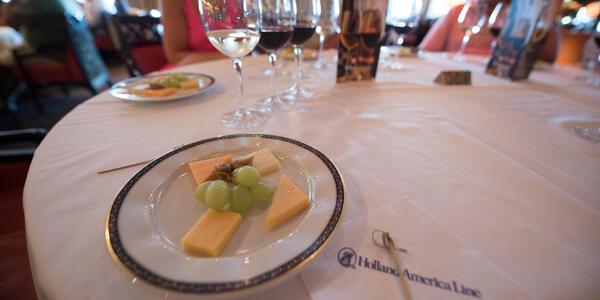 Rembrandt Wine Tasting on Eurodam (Photo: Cruise Critic)
