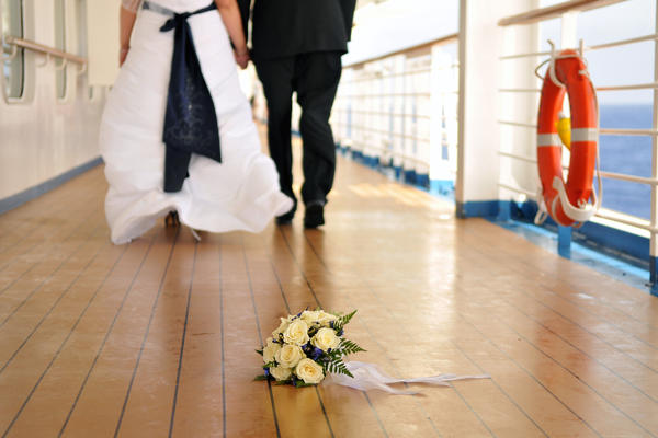 The 11 Best Cruise Lines for Weddings (Photo: Danevski/Shutterstock)