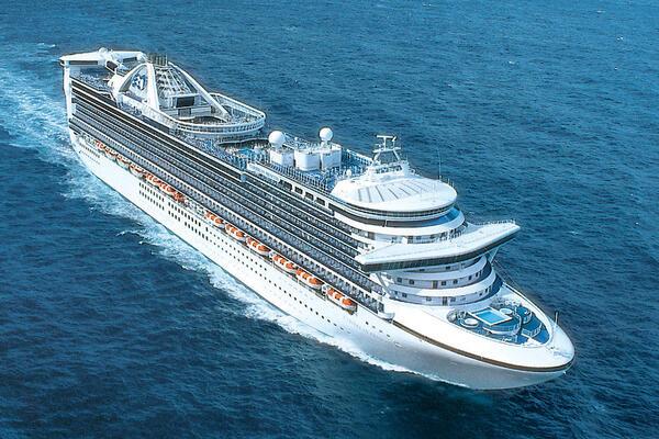 Caribbean Princess (Photo: Princess Cruises)