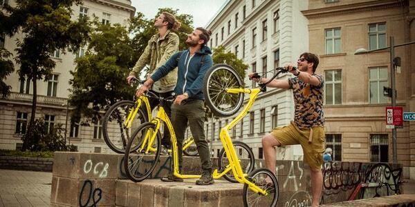 Biking in Vienna, Austria (Photo: Viator)