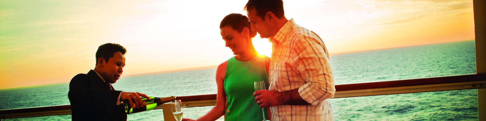 Butler service on a Norwegian cruise (Photo: Norwegian Cruise Line)
