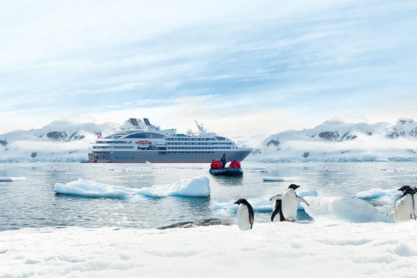 Expedition lines protect the environment (Photo: Ponant)
