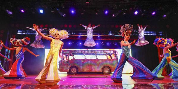 Priscilla, Queen of the Desert on Norwegian Epic (Photo: Norwegian Cruise Line)