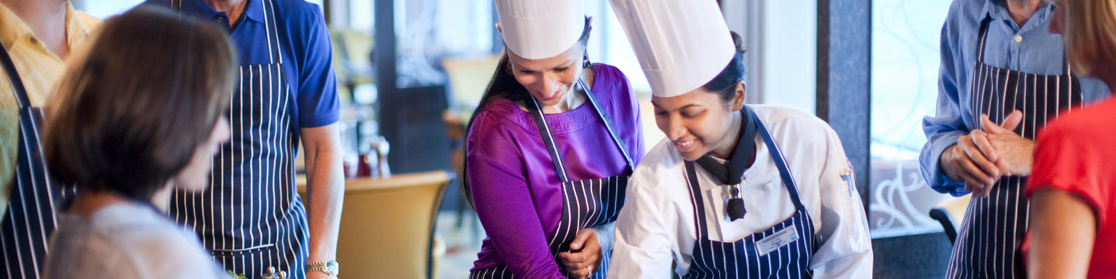 A culinary themed cruise hosted by Celebrity Cruise Line (Photo: Celebrity Cruise Line)