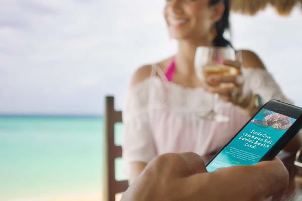Travel Smarter With Cruise Line Apps (Photo: Princess Cruises)