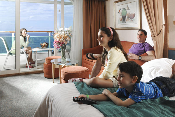 Tips on Booking a Cruise Room for the Whole Family (Photo: Royal Caribbean International)