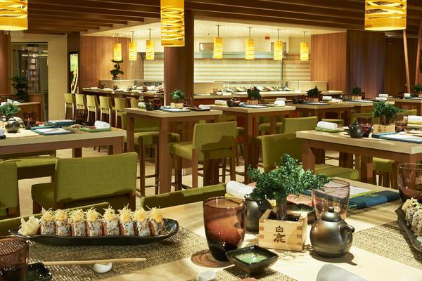 Bonsai Sushi on Carnival Horizon (Photo: Carnival Cruise Line)
