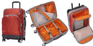 eBags TLS Hybrid Expandable Spinner Luggage (Photo: Amazon)
