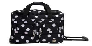 Rockland Rolling 22-Inch Duffle Bag (Photo: Amazon)