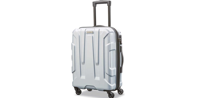 Samsonite 20-Inch Hard-Sided Spinner Carry-On (Photo: Amazon)