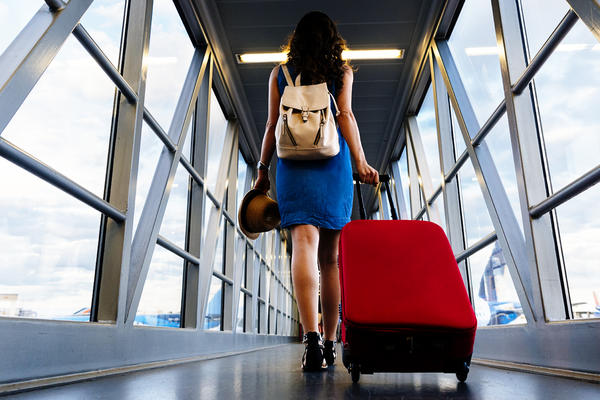 Best Cruise Carry-On Luggage for Those Who Travel Light (Photo: santypan/Shutterstock)