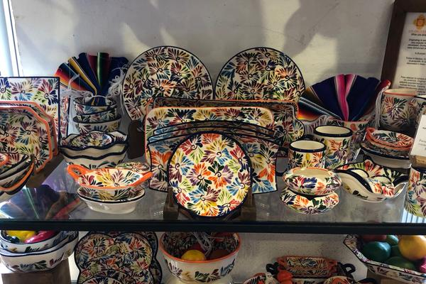 Pottery from Cozumel, Mexico (Photo: Adam Coulter)