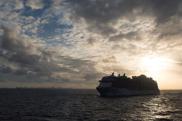Cruise Line Cancellation Policies (Photo: Princess Cruises)
